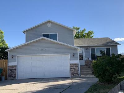 West Jordan Single Family Home For Sale: 3983 W 8730 S
