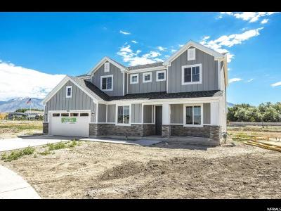 American Fork Single Family Home Under Contract: 923 S 160 W #59