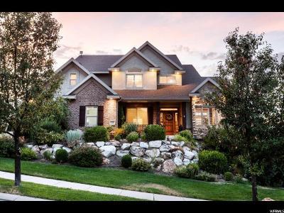 Draper Single Family Home For Sale: 1757 E Burning Oak Dr