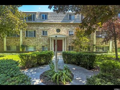 Holladay Condo For Sale: 2220 E Murray Holladay Rd N #27
