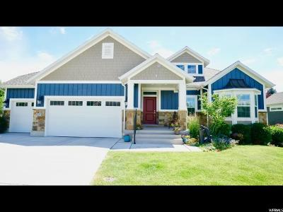 Heber City Single Family Home For Sale: 2738 Water Wheel Ct