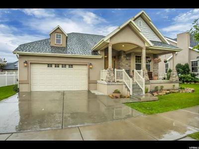 Mapleton Single Family Home Under Contract: 2116 W Sunflower Ln S