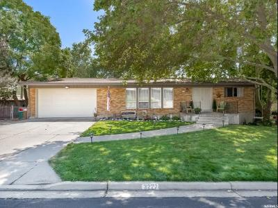 Provo Single Family Home Under Contract: 3227 Mojave Ln