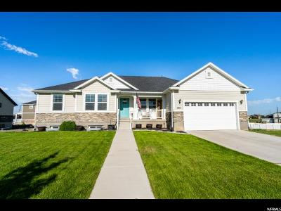 Springville Single Family Home Under Contract: 1482 S 950 W