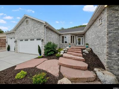 Bountiful Single Family Home For Sale: 2401 Bountiful Blvd
