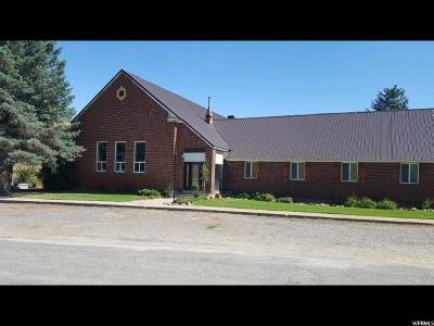 Preston Single Family Home For Sale: 1518 E 9000 N