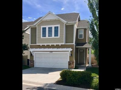 Sandy Single Family Home For Sale: 11243 S Crescent Oak Way E