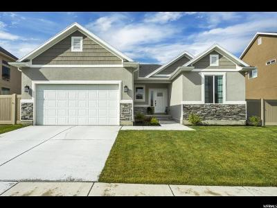 Lehi Single Family Home For Sale: 806 W Valley Vista Way