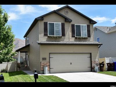 Eagle Mountain Single Family Home For Sale: 3710 N Tumwater West Dr W