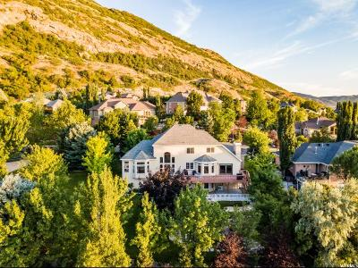 Draper Single Family Home For Sale: 2403 E Bear Hills Cir