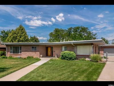 Midvale Single Family Home For Sale: 36 W Columbia Dr