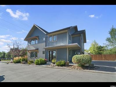Provo Single Family Home Under Contract: 231 S 1600 W