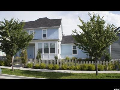 South Jordan Single Family Home For Sale: 5098 W Bear Trap Dr S