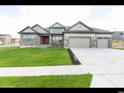West Jordan Single Family Home For Sale: 7392 S 5765 W