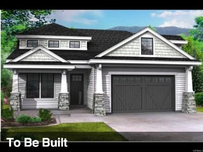 Davis County Single Family Home For Sale: 578 E 6750 S