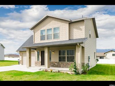 Nibley Single Family Home For Sale: 3337 S 1380 W
