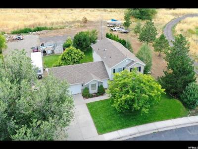 Mapleton Single Family Home For Sale: 2293 W 325 S