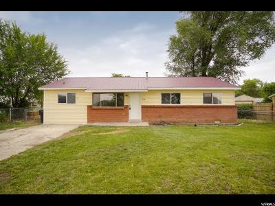 Tremonton Single Family Home For Sale: 775 S 150 W