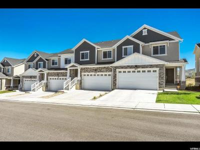 Riverton Townhouse Under Contract: 4873 W Pillar Dr S