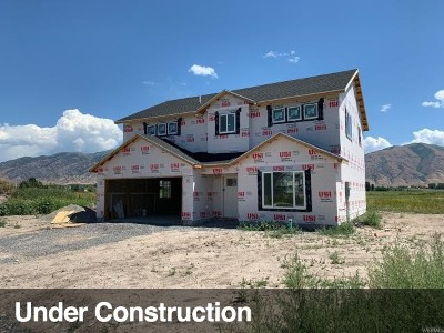 Nibley Single Family Home Under Contract: 1298 W 3260 S #88