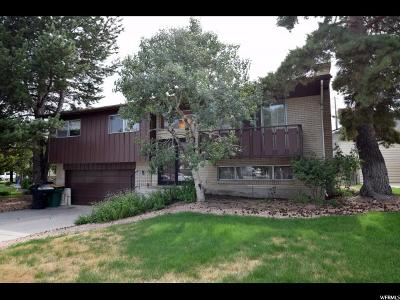 Orem Single Family Home Under Contract: 216 S Inglewood E