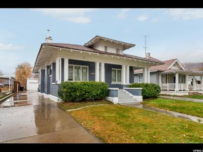 Provo Single Family Home For Sale: 467 E 200 N