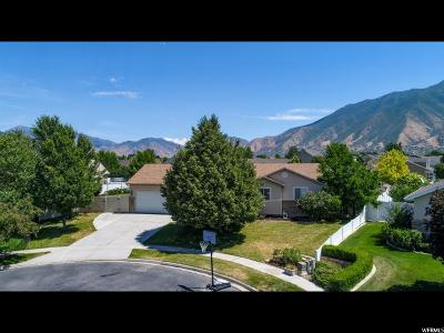 Spanish Fork Single Family Home For Sale: 1627 S 2250 E