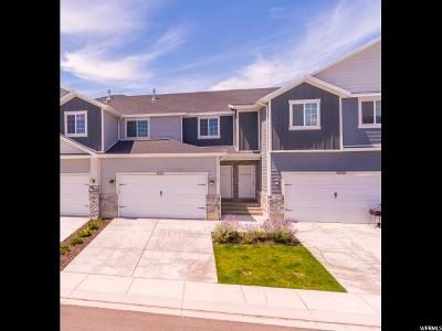Eagle Mountain Townhouse Under Contract: 7565 Hutch Ln