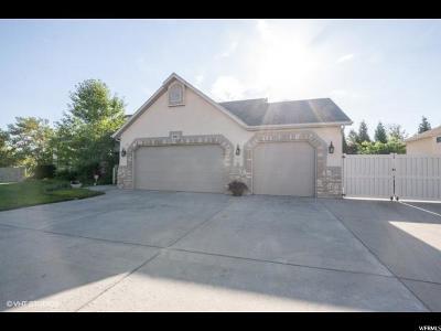 West Jordan Single Family Home For Sale: 9013 S Wild Acres Dr