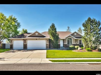 Heber City Single Family Home Under Contract: 691 W 1250 S