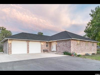 Nibley Single Family Home For Sale: 3968 S Cottonwoods Ct