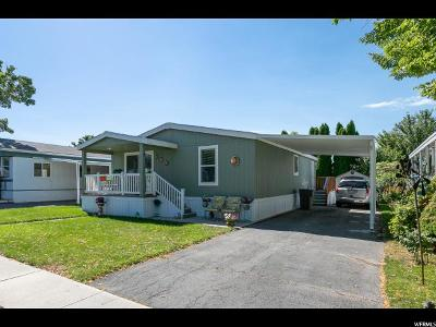 American Fork Single Family Home For Sale: 117 N 350 W #117