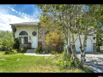 Cedar Hills Single Family Home For Sale: 10181 N Pinion Dr W
