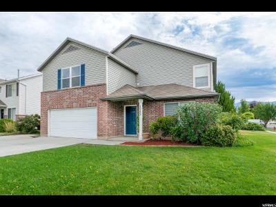 Clearfield Single Family Home For Sale: 1985 S 650 E