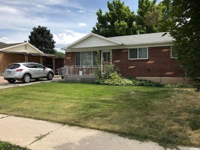 Nephi Single Family Home For Sale: 330 E 200 S