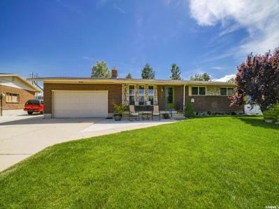 Roy Single Family Home Backup: 2301 W 4550 S