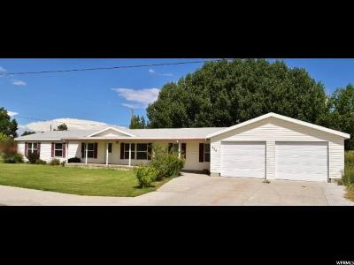 Carbon, Emery County Single Family Home For Sale: 280 N 200 W