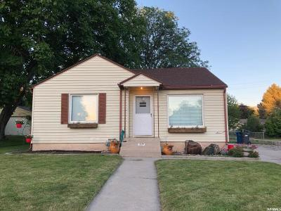 American Fork Single Family Home Under Contract: 538 N 350 St W
