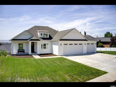 Smithfield Single Family Home Under Contract: 469 S 900 E