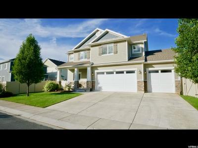Lehi Single Family Home For Sale: 3556 N Bear Hollow Way