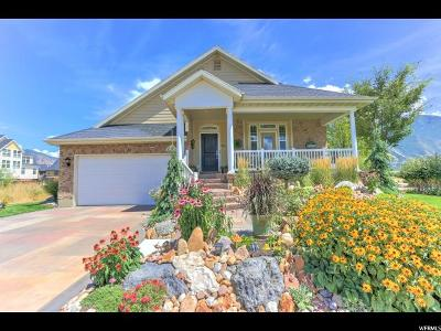 Mapleton Single Family Home For Sale: 786 S Golden Leaf Way