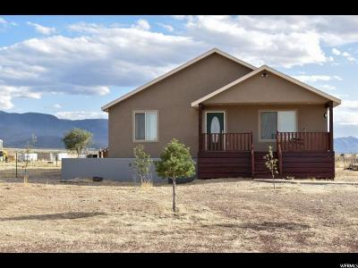 Fillmore Single Family Home For Sale: 200 N 1800 W