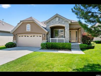 West Jordan Single Family Home For Sale: 9323 S Avignon Pl W