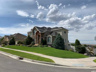 Herriman Single Family Home For Sale: 6092 W Trailview Way S