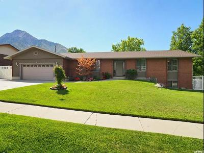 Holladay Single Family Home For Sale: 2402 E Bramble Way S