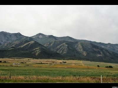 Wellsville Residential Lots & Land For Sale: 4570 W 4100 S