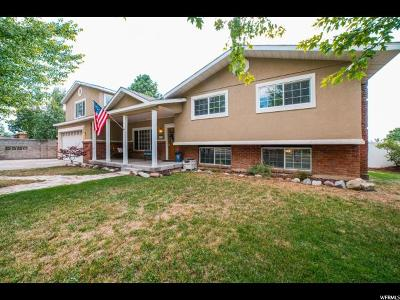 Bountiful Single Family Home For Sale: 725 N 300 E