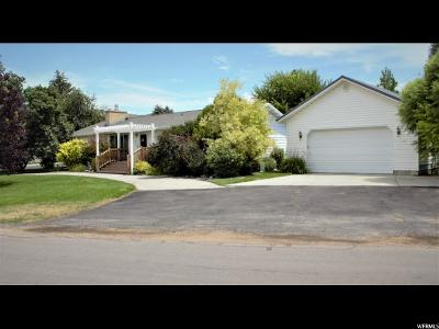 Wasatch County Single Family Home Under Contract: 492 N 200 W