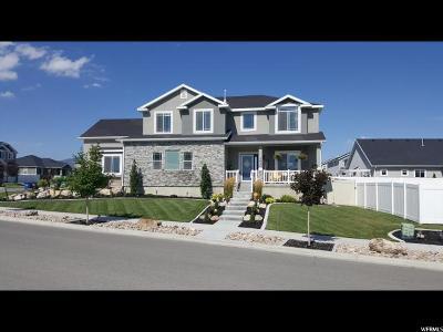 West Jordan Single Family Home For Sale: 7936 S Beechgrove Dr W
