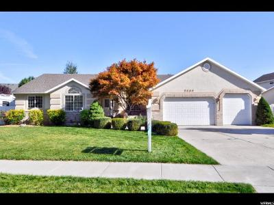 South Jordan Single Family Home For Sale: 9809 S Birdie Way W